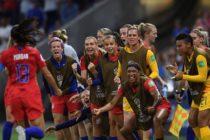 Estados Unidos derrotó a Inglaterra y avanzó a la final del Mundial Femenino