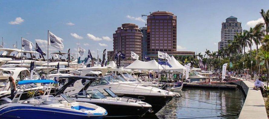 Palm Beach International Boat Show Anual registró una asistencia récord este 2019