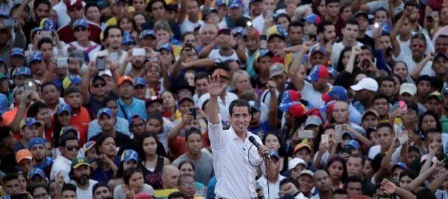 Revista Time reconoció a Juan Guaidó como una de las 100 personas más influyentes de 2019