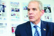 Presentaron la postulación de Álex Penelas a la alcaldía de Miami-Dade