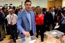 El bloque de izquierda se impuso en España con el triunfo del PSOE