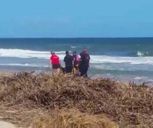 Nadadora desaparecido fue encontrada muerta en Daytona Beach