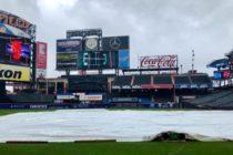 Los Marlins cerraron la semana con cinco derrotas tras la suspensión del juego este domingo por lluvia