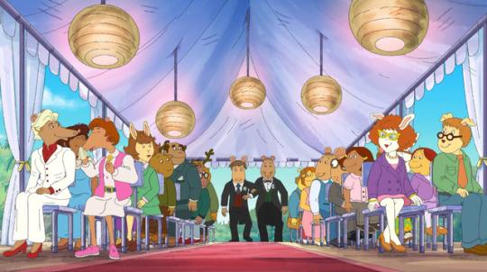 Prohíben en Alabama episodio de boda gay de la serie infantil