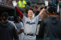 Miami remontó y venció nuevamente a Detroit en el Comerica Park