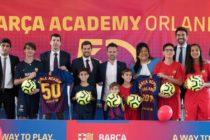 FC Barcelona seguirá expandiéndose en el mundo y abrirá una academia de fútbol en Orlando
