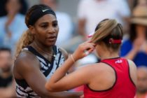 Interrumpen rueda de prensa de Dominic Thiem para meter a Serena Williams después de su derrota en Roland Garros(+Video)
