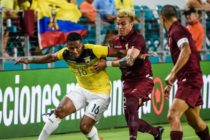 Venezuela empató con Ecuador en el Hard Rock Stadium de Miami