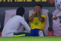 Neymar no jugará la Copa América debido a una lesión en el tobillo