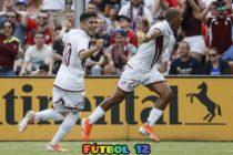 Selección de Venezuela goleó a EE UU en encuentro previo a la Copa América
