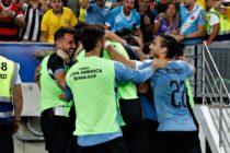 Definidos los cruces de cuartos de final en la Copa América