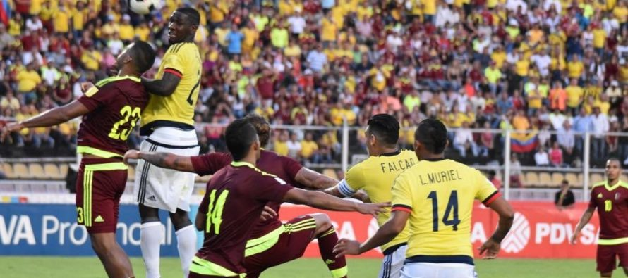 Selecciones de Colombia, Brasil y Venezuela jugarán en Miami durante septiembre