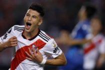 Volante Exequiel Palacios está en la órbita del Inter Miami según medios argentinos