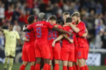 Estados Unidos goleó 4-0 a Guyana en debut por Copa Oro