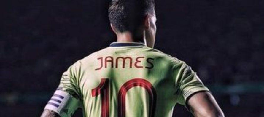 James Rodríguez podría estar en la mira del Inter Miami según medios ingleses