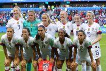 Estados Unidos buscará su tercera final consecutiva en mundiales femeninos