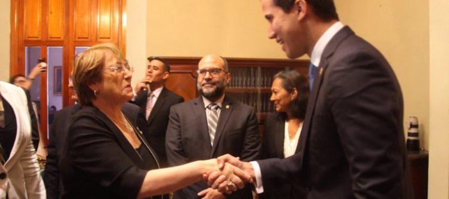 Guaidó informó que dos funcionarios de la ONU en Venezuela harán seguimiento a las violaciones de DDHH