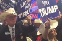 Lanzan campaña «Latinos for Trump» para promover el voto en las elecciones de 2020