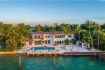 ¡Oferta! Dwyane Wade rebajó el precio de su espectacular mansión en Miami Beach (+Fotos)