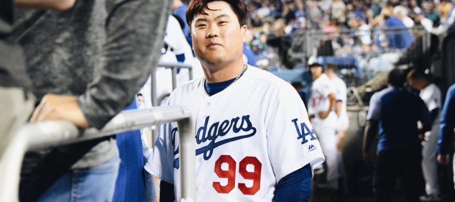 Los Marlins no pudieron ante los Dodgers con otra gran presentación de Ryu