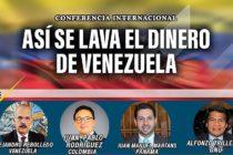 Conferencia Internacional «Asi se lava el Dinero de Venezuela»