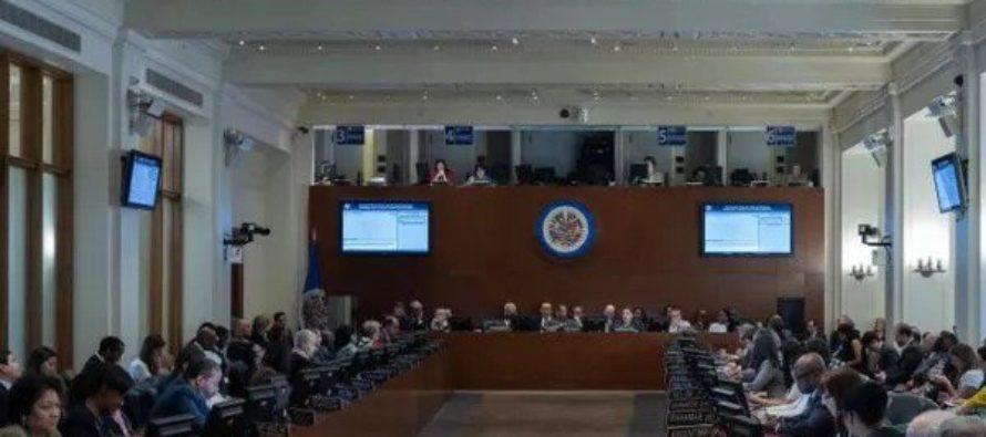 Proponen en la OEA investigar violaciones de Derechos Humanos en Venezuela