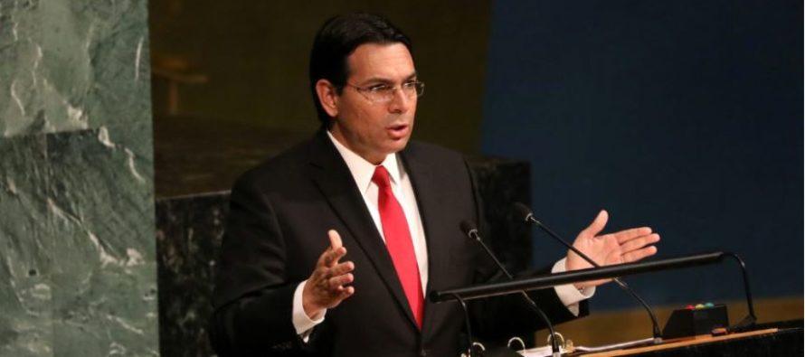 """Israel """"horrorizado"""" por puestos de Libia y Venezuela en Consejo de DDHH"""