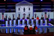 Primer Debate Demócrata: críticas a Trump y a las corporaciones y desacuerdos con políticas migratorias marcaron la jornada
