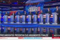 Debate Demócrata: Cuba y Venezuela las grandes ausentes según los exiliados