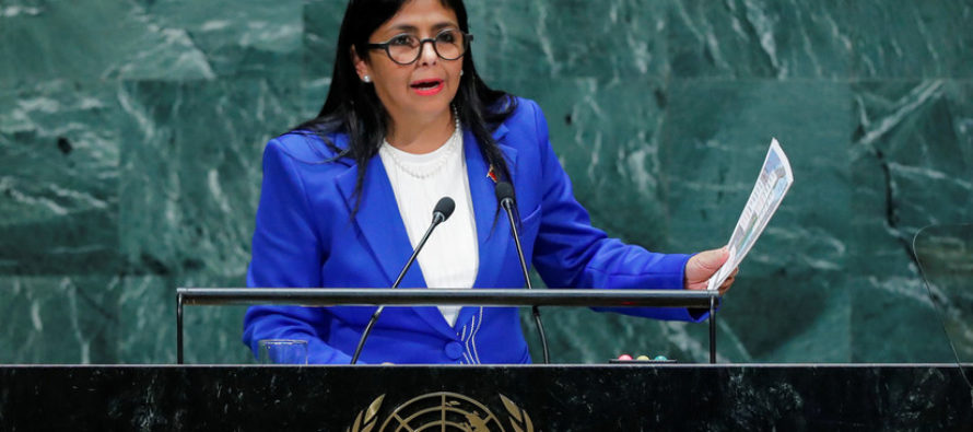 Eran falsas coordenadas de supuestos campamentos paramilitares que consignó régimen de Maduro en la ONU