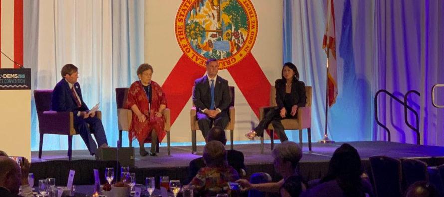 Partido Demócrata de Florida afinó estrategias en la Convención Estatal de Orlando