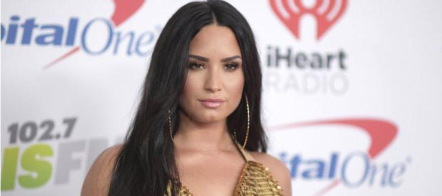 Demi Lovato entonará el himno de EEUU en el Super Bowl en Miami
