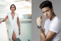 Diana Fuentes y Diván grabaron en Miami su nuevo tema