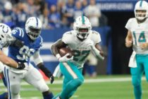 ¡Sorpresa! Segunda victoria consecutiva de Dolphins ante Colts (Videos)