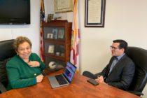 """(Exclusiva) Donna Shalala: """"Ir al Congreso es representar a los niños"""""""