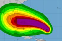 Difícil pronóstico a la trayectoria de Dorian en Florida