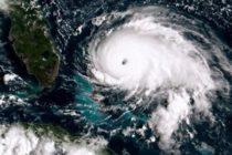 El lento huracán Dorian se acerca como categoría 4 a Florida