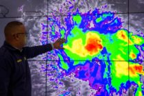 NHC emitió alerta de tormenta tropical al norte de Vero Beach