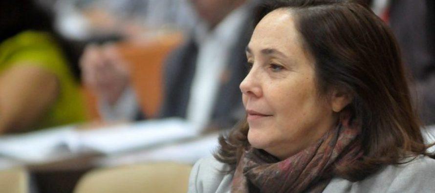 Mariela Castro Espín fue incluida en la lista de represores cubanos por parte de la Fundación para los Derechos Humanos de Cuba