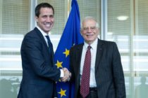 Guaidó en gira internacional vuelca a Europa a su favor