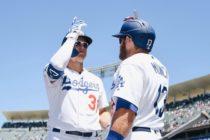 Marlins cerraron la semana con derrota 9-0 ante los Dodgers