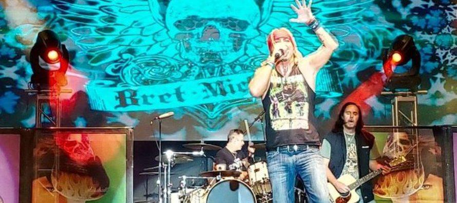 El cantante de rock Bret Michaels estará presente en el Winterfest Boat Parade 2019