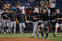 Miami no pudo ante los Twins y cayeron 2-1 en el Marlins Park