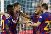 FC Barcelona venció 2-1 al Napoli en el Hard Rock Stadium de Miami (+Video)