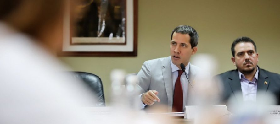 Juan Guaidó aseguró que para el 2020 el éxodo de venezolanos aumentará a ocho millones de personas