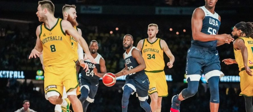 Dream Team cayó ante Australia y enciende las alertas para el Mundial a falta de una semana