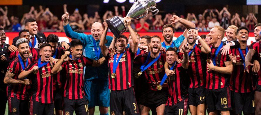 Atlanta United se coronó campeón de la US Open Cup ante Minnesota United