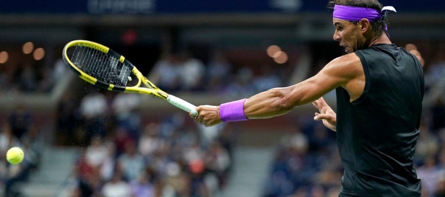 Rafael Nadal, John Isner y Naomi Osaka avanzaron a siguiente ronda en US Open