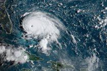 Dorian se fortaleció este domingo y llega a categoría 5