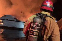 Incendio en una embarcación de buceo dejó al menos 25 muertos en California